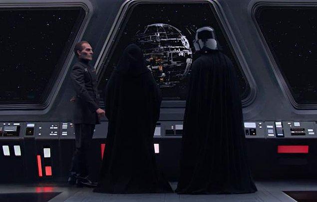 """38. """"Sith'in İntikamı""""nın orijinal uzunluğu dört saatten fazlaydı."""