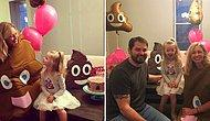 This Little Girl Wanted A Poop-Themed Birthday Party, So Her Parents Threw Her One!