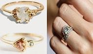 'Beyaz Atlı Prensim Gelse de Evlenme Teklif Etse' Dedirten Birbirinden Havalı 28 Yüzük