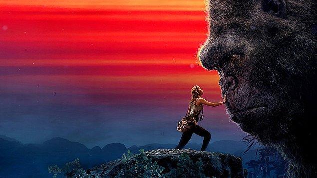 9. King Kong bu sefer de dizi oluyor.