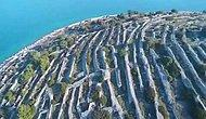 This Croatian Island Looks Exactly Like A Fingerprint!