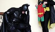 В ожидании Робина: тематическая фотосессия супругов взорвала интернет