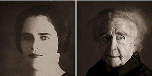 Тогда и Сейчас: Невероятные фотографии людей, перешагнувших 100-летний рубеж