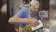 Трогательная история 98-летнего мужчины, который за год испек более 144 пирогов