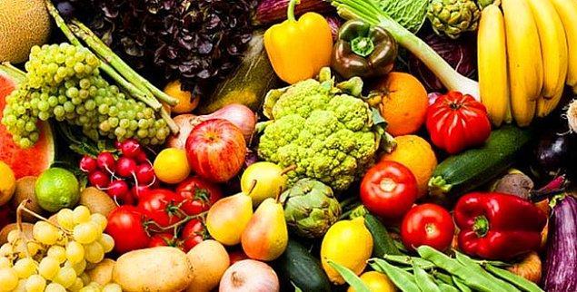 Son olarak sebze fiyatları Nisan ayında gerilerken, meyve fiyatları ise yükseldi.