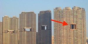 An Intriguing Question: Why Do Some Some Skyscrapers In Hong Kong And China Have Huge Holes?
