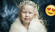 Meet Nariyana: 8 Year Old Albino Snow White Conquering Our Hearts!