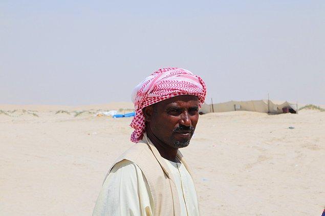 2. Katar'da Katarlı bulmak çok zor.