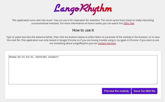 12. Lango Rhythm