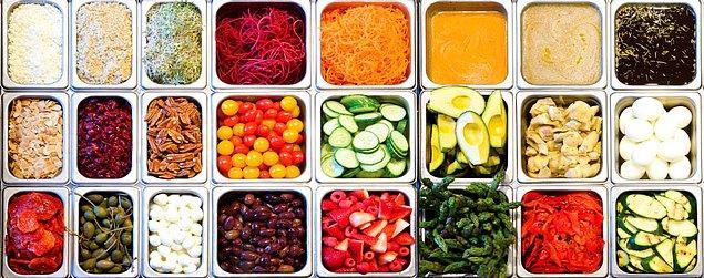 Her halükarda sebze tüketimine özellikle dikkat eden insan sayısı maalesef düşük.