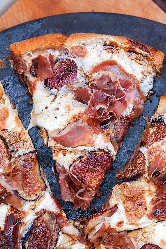 2. Böyle pizza görülmedi!