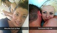 15 Super Awkward After Sex Selfies That Will Make You Cringe!