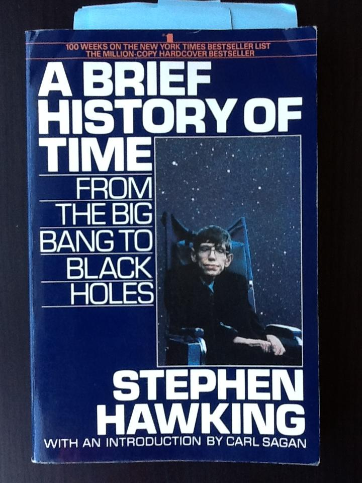 a brief history of stephen hawking Stephen hawking, the famed he managed to write books, including the best seller a brief history of time, teach physics and mathematics.