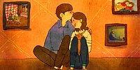 14 иллюстраций о том, что такое любовь от корейской художницы Пууунг