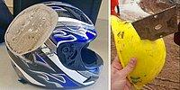 15 фото, наглядно показывающих, почему нужно носить шлем