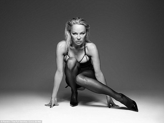 ...yıllara meydan okuyan Pamela Anderson'a biz de başarılarının devamını diliyoruz.
