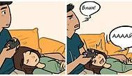 Мелочи любви: 12 теплых иллюстраций о повседневной жизни в отношениях