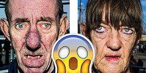 16 Extreme Close-Up Portraits Of People Who Live On The Edge!