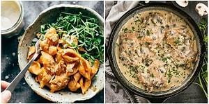7 простых и оригинальных рецептов ужинов на каждый день недели