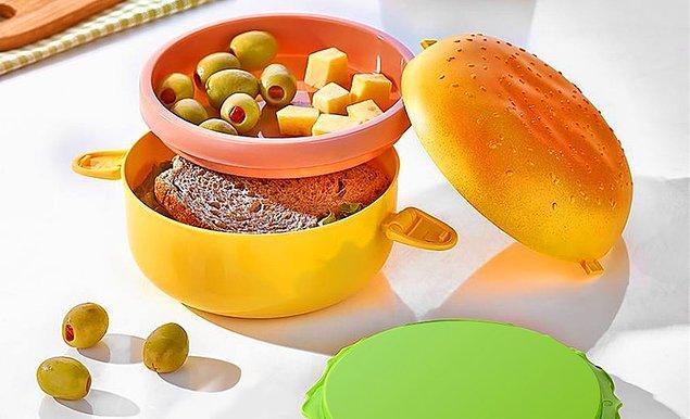 3. Çekirdekli yerine biberli zeytin daha kullanışlı olabilir