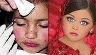 10 шокирующих моментов на детских конкурсах красоты