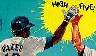 The Amazing Story Behind The First 'High Five' Photo