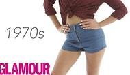 Эволюция одежды из джинса: 100 лет за 1,5 минуты