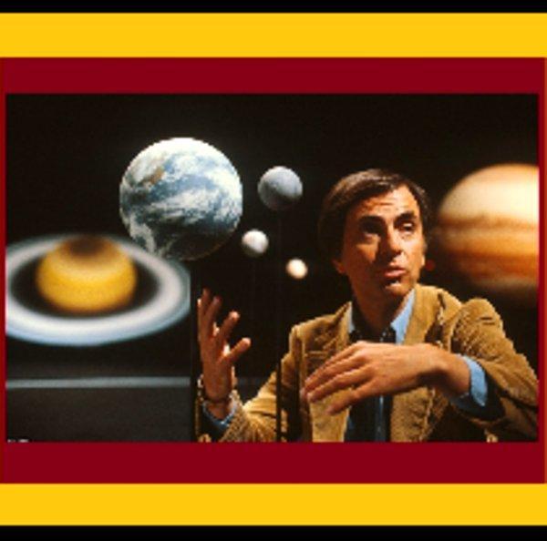 Think As Carl Sagan