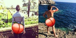 Free The Buttocks! 23 Photos From The New Mad Trend On Instagram!
