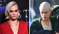 Cara Delevingne Shaved Her Head, And She Still Looks Gorgeous!