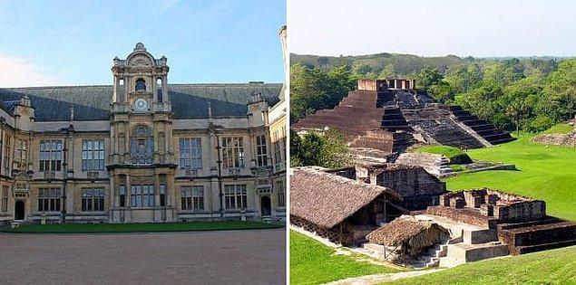 11. Oxford Üniversitesi, Aztekler ve matbaadan daha eski.