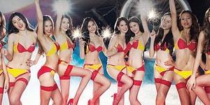 А вы уже видели этих вьетнамских стюардесс, обслуживающих рейсы в бикини?