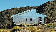 An Invisible Mirror House Is Enchanting The California Dessert