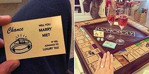 This Guy Proposed With A Custom Monopoly Board, And It Will Melt Your Heart!