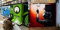 This Photographer Turns Street Art Into Beautifully Animated GIFs!