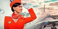 Мне бы в небо: 15 авиакомпаний с самыми красивыми стюардессами