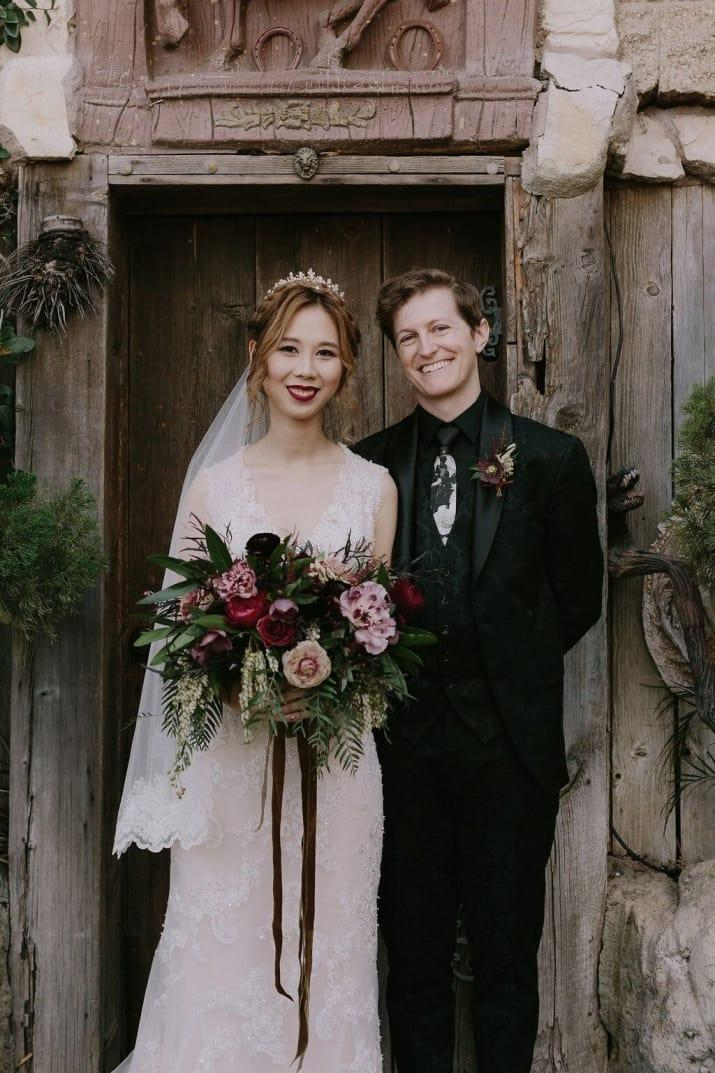Check This Harry Potter Themed Wedding Where The Magic Of Love Got