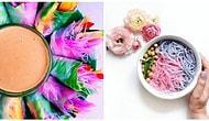 Самый полезный тренд в еде на сегодняшний день: цветная лапша Единорога!