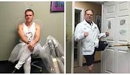 15 находчивых докторов, доказавших, что смех — лучшее лекарство