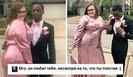 Когда кто-то обозвал эту девушку толстой, ее парень тут же нашел, что ответить