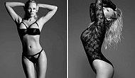 49-Year-Old Pamela Anderson Looks Super Sexy In New Lingerie Campaign!