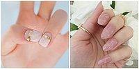 Самый модный тренд для ногтей - Розовый кварц