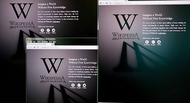 Son gelişme: Wikipedia sitesinin bağlı bulunduğu Wikimedia adlı vakfın, Wikipedia'ya erişim engellenmesi kararına yaptığı itiraz reddedildi.