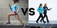Тест: что вам больше подходит: бег или ходьба