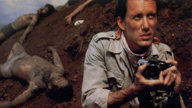 11. Salvador (1986) | IMDb  7.5