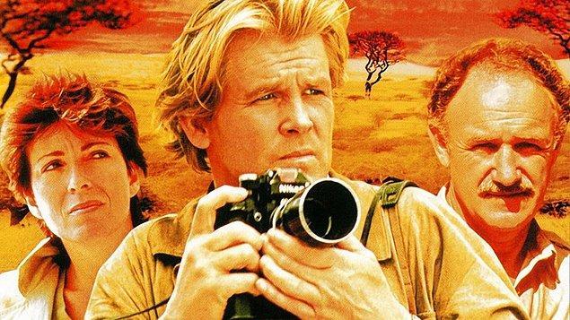 17. Ateş Altında (1983)   | IMDb 7.1