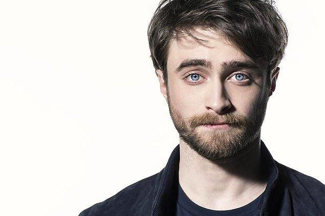 5. Harry Potter serisi ile adını tüm dünyaya duyuran Daniel Radcliffe'ın itirafı ise oldukça içten.