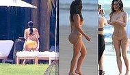 The Unphotoshopped Photo Of Kim Kardashian's Butt Which Caused Her To Lose 100,000 Followers
