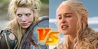 Who Would Win?: The Ultimate Duels Between Vikings And Game Of Thrones Characters!