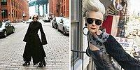 This 63-Year-Old College Professor Became A Model After Being Mistaken For A Fashion Blogger!